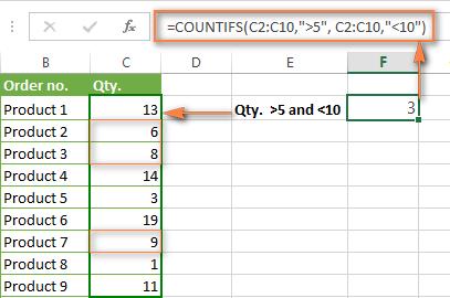 Coffee Excel 0000003.6 - Countifs voi nhieu dieu kien - Example 5