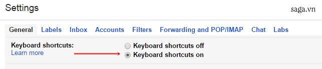 Top 6 thủ thuật gmail - Gmail Shortcuts