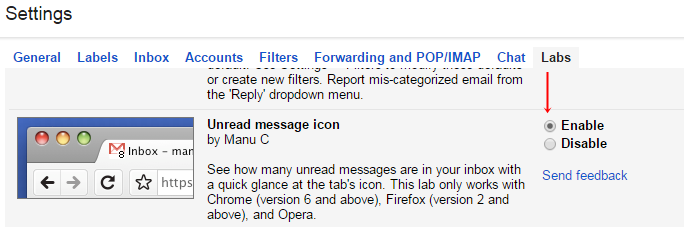 Top 6 thủ thuật gmail - Unread
