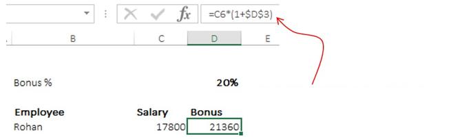 Top 5 thói quen nên có khi sử dung Excel - Không đọc công thức trên Formula Bar