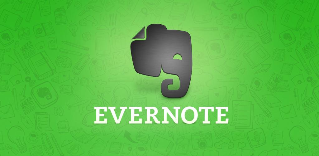 tăng hiệu suất làm việc - Evernote