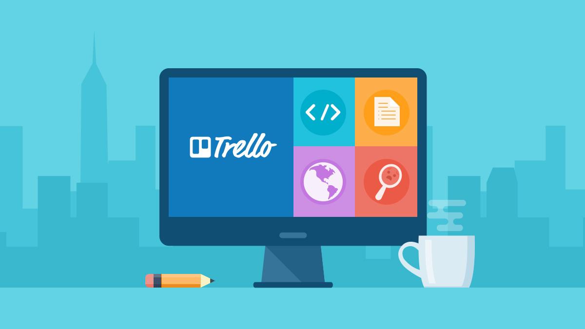 tăng hiệu suất làm việc - Trello